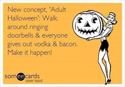 Adult Halloween Walk