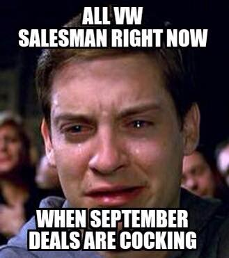 All WV salesman right now