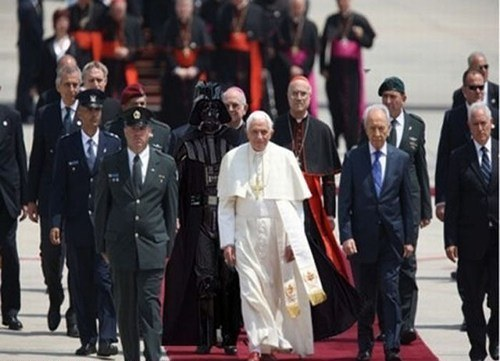 Bishop Palpatine - Seems Legit