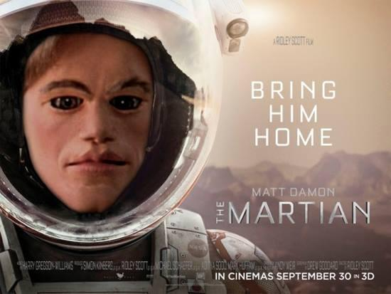 Bring Him Home The Martian Imghumour