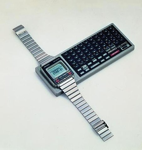 Calculator Watch