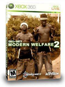 Call of Duty Modern Welfare 2