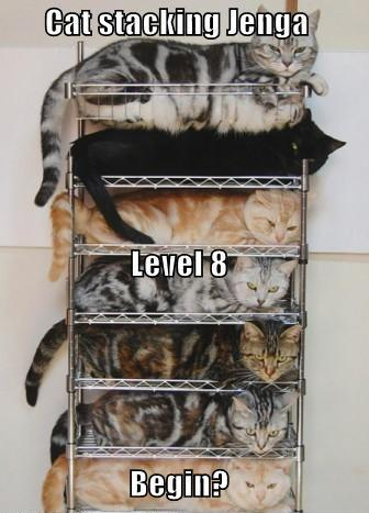 Chat Stacking Jenga