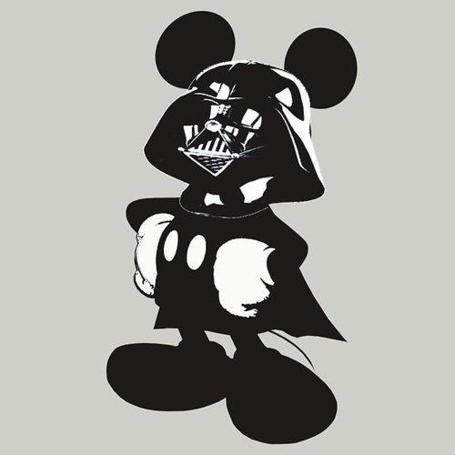 Darth Mickey | imghumour