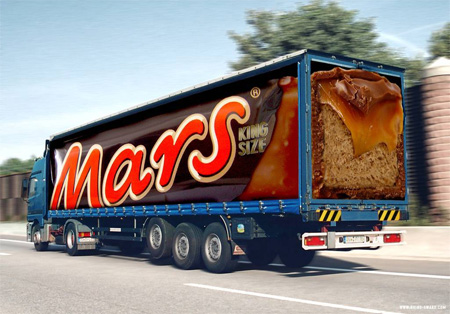 Definitely a King Size Mars Bar