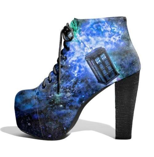 Doctor Who Shoe