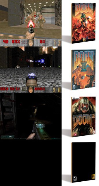 Doom Over The Years