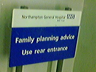 Family Planning Advice...
