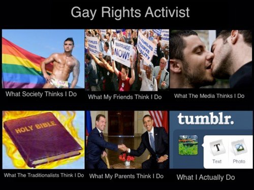 Gay Rights Activist Groups 70