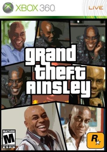 Grand Theft Ainsley
