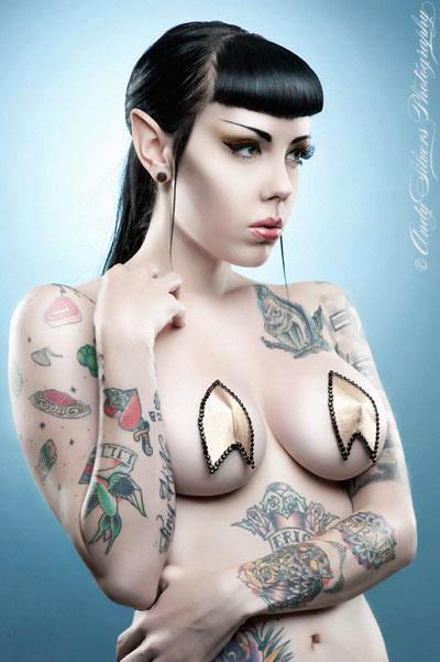 How much do you love Star Trek