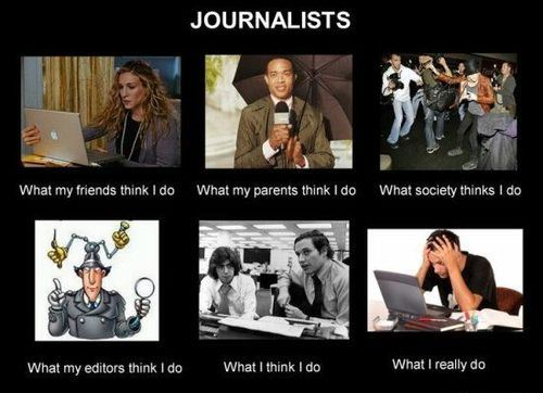 How you see Journalists