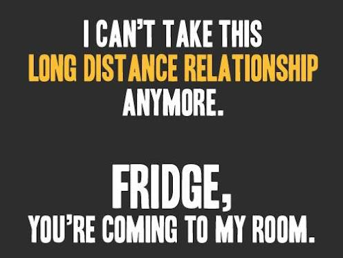 I Cant Take This Long Distance Relationship