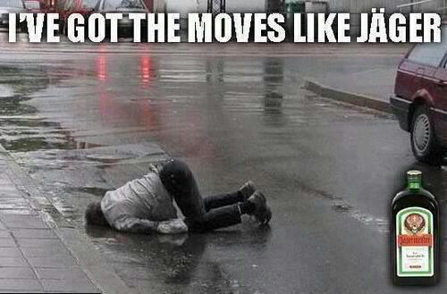 Iv got the moves like Jager