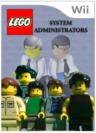 LEGO System Administrators