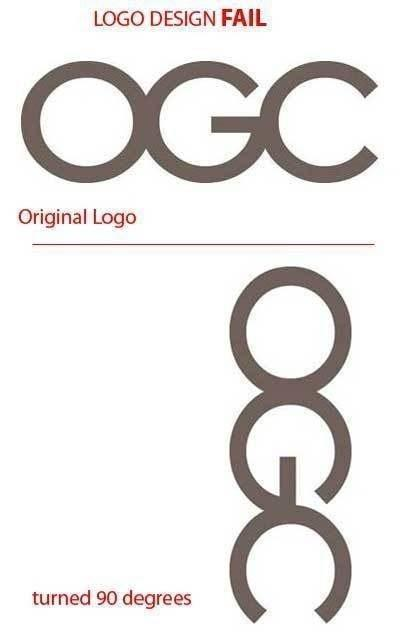 Logo Design Fail