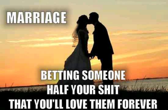 Marriage explained
