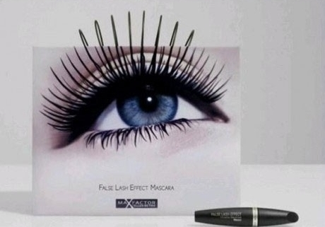 Max Factor mascara bag