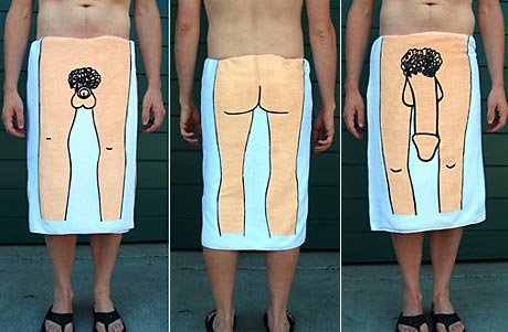 Mens Mens Towel