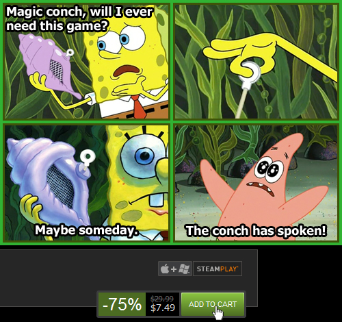 Must buy Steam games in the sales