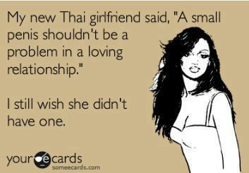 My New Thai Girlfriend said...