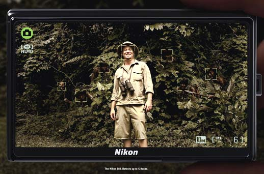 Nikon Facial Recognition Jungle