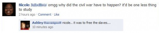 Omg why did the civil war have to happen