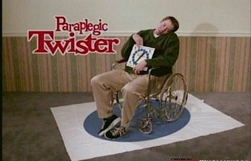 Paraplegic Twister