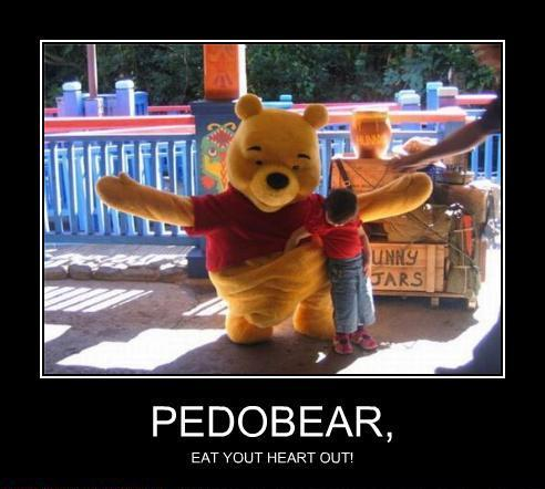 PedoBear Eat Your Heart Out