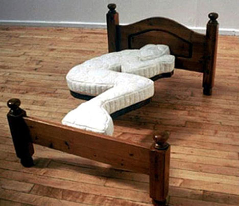Person Shaped Bed