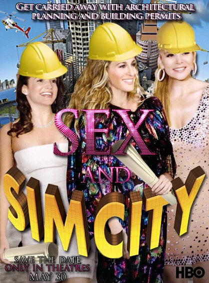Sex and Simcity