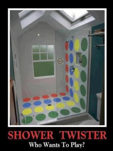 Shower Twister