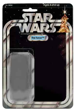 Star Wars - What if - The Force Figure