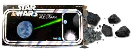 Star Wars - What if - The Planet Alderaan