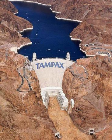 Tampax Yep seems to work