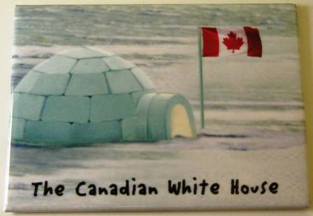 The Canadian White House