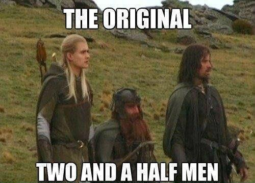 The Original Two And Half Men
