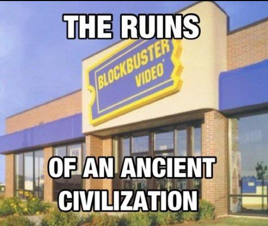 The Ruins Of An Ancient Civilization