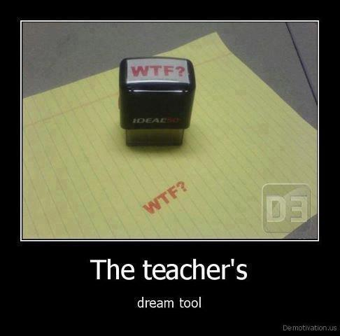 The teachers dream tool