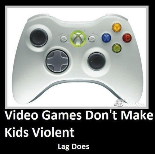 Video Games Dont Make Kids Violent