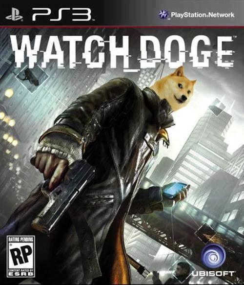 WatchDoge by Ubisoft