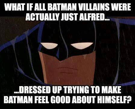 What if all the Batman villains were....