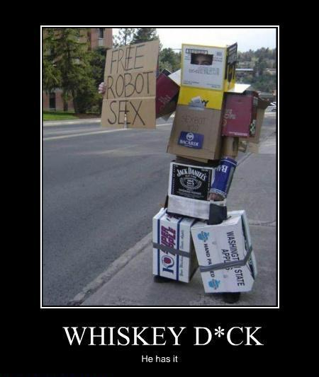 Whiskey Dick He Has It