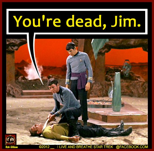 Youre Dead Jim
