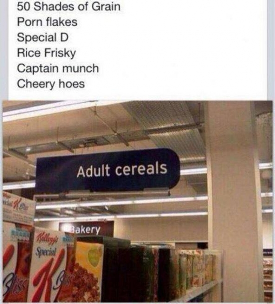 50 Shades of Grain