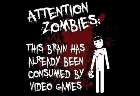 Attention Zombies