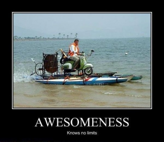 Awesomeness knows no limits2