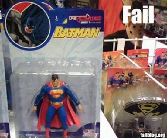 Batman or Superman