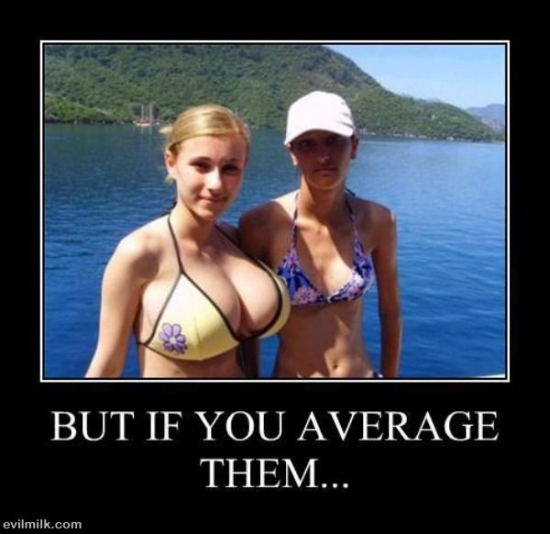 But If You Average Them