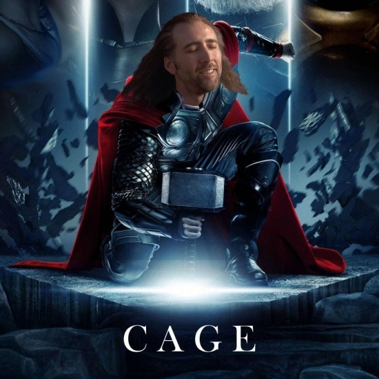 Cage God of Thunder